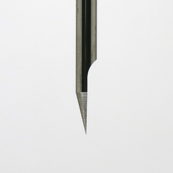 30º Engraving Bit, Side View